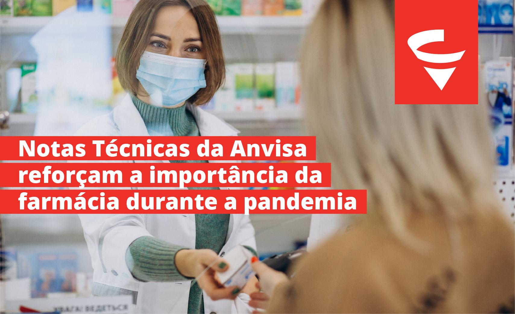 Anvisa publica novas orientações para farmácias durante a pandemia